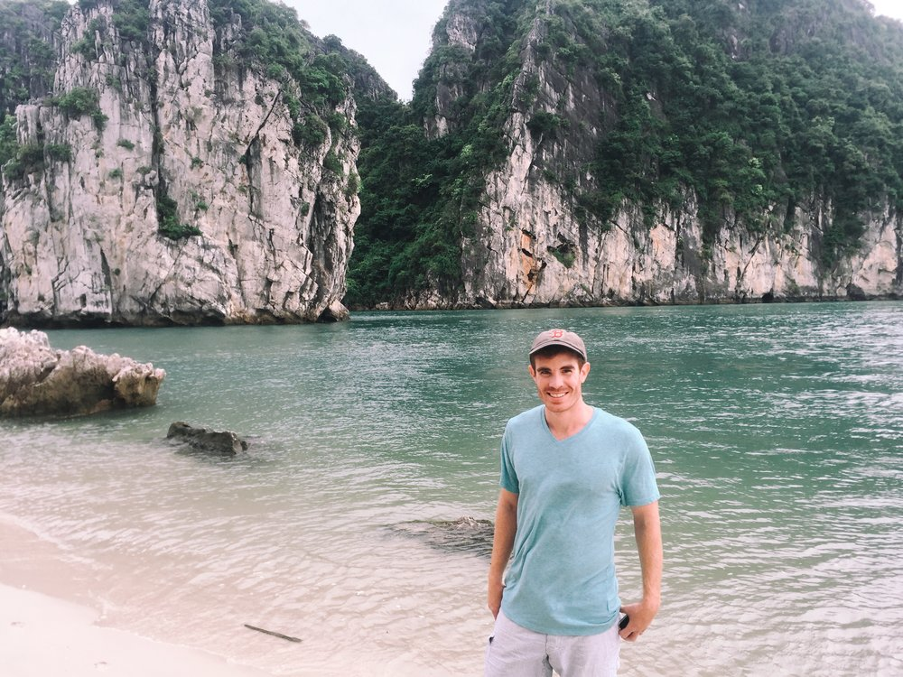 Traveling The World With Your Spouse - Ha Long Bay Vietname