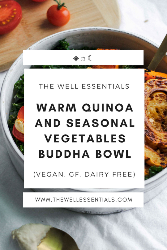 Warm Quinoa and Seasonal Vegetables Buddha Bowl - The Well Essentials - Gluten Free, Dairy Free, Vegan (1).png
