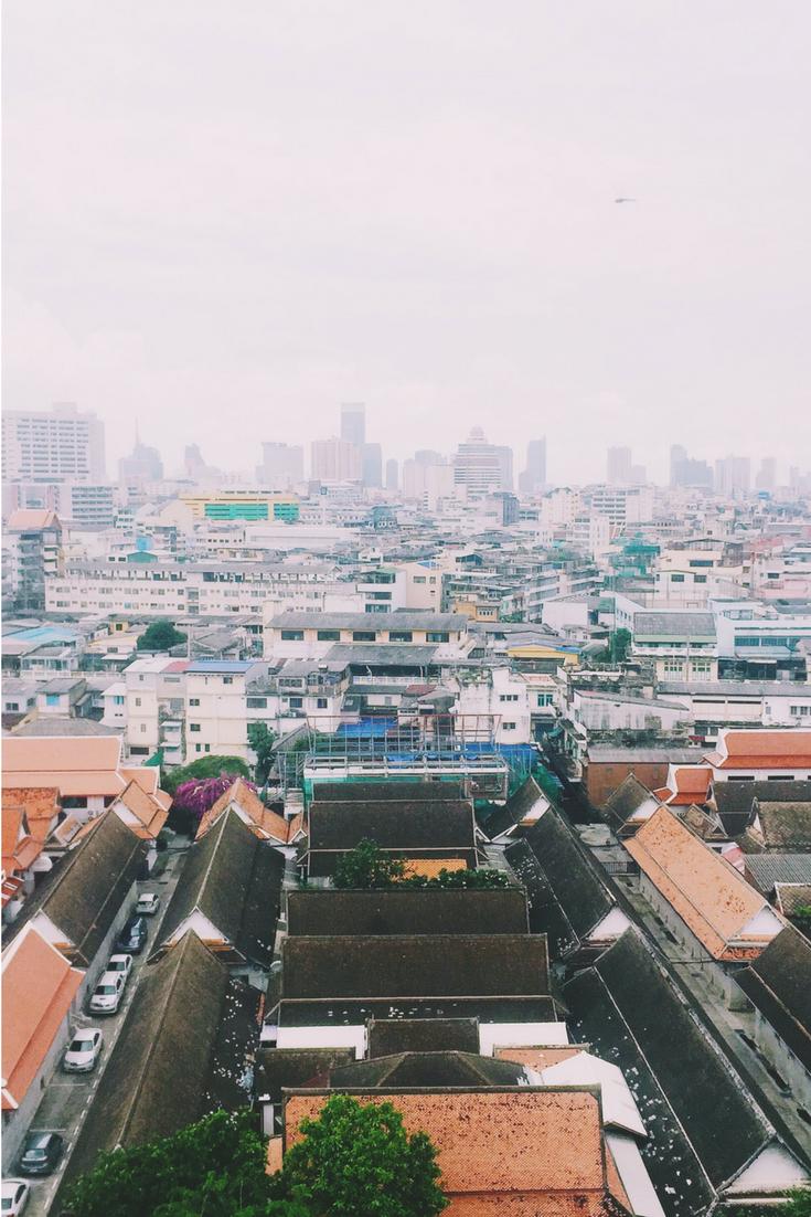View of Bangkok, Thailand