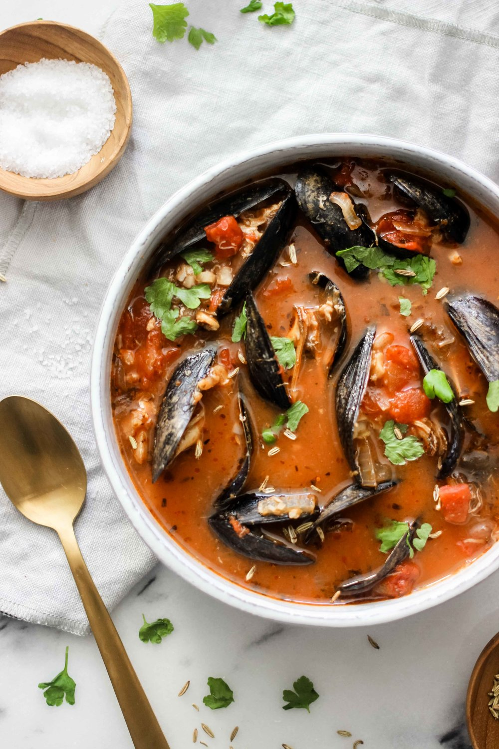 Authentic Italian Cioppino Fish Stew - The Well Essentials
