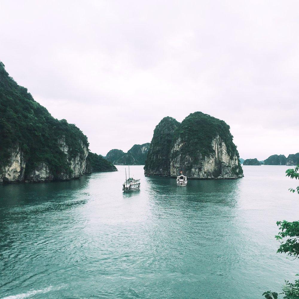 Ha Long Bay, Vietnam (2016)
