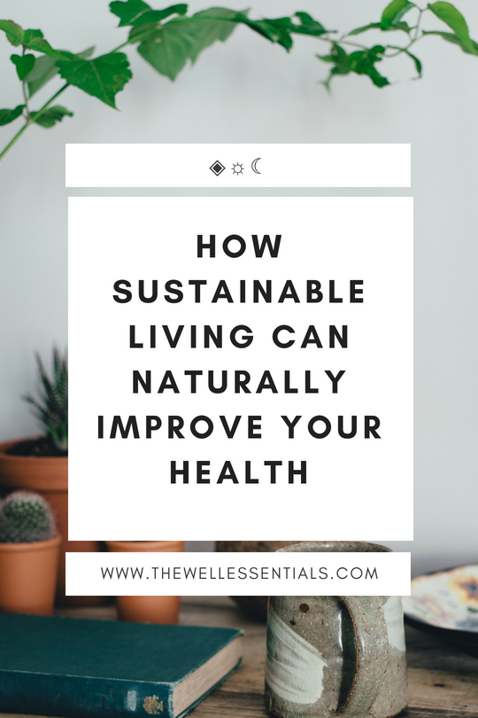 How Sustainable Living Can Naturally Improve Your Health - The Well Essentials