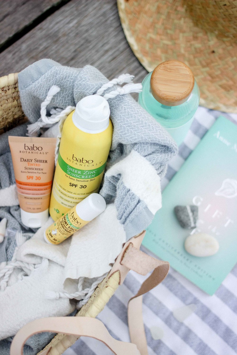 How To Choose A Safe Sunscreen This Summer (Both For Your Body And The Planet) - The Well Essentials & Babo Botanicals