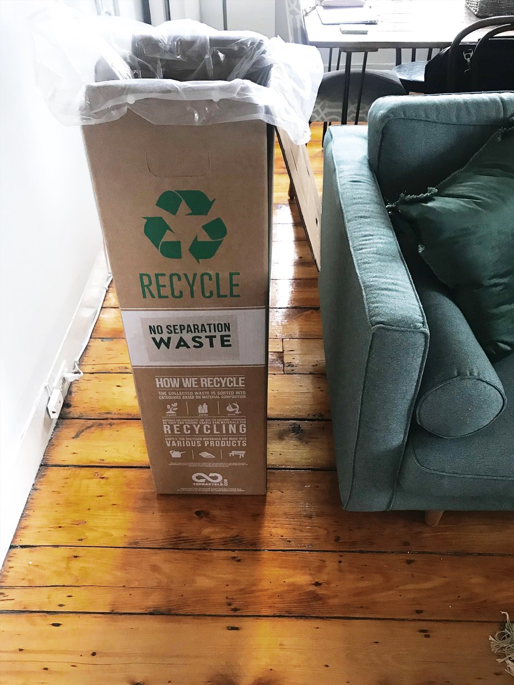 How To Pack For A Zero Waste Move