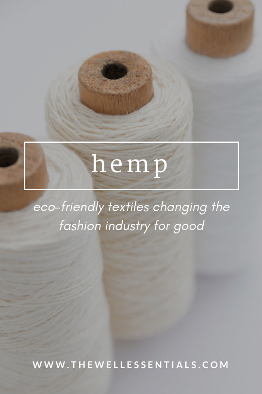 5 Sustainable And Eco-Friendly Textiles Changing The Fashion Industry For Good - The Well Essentials