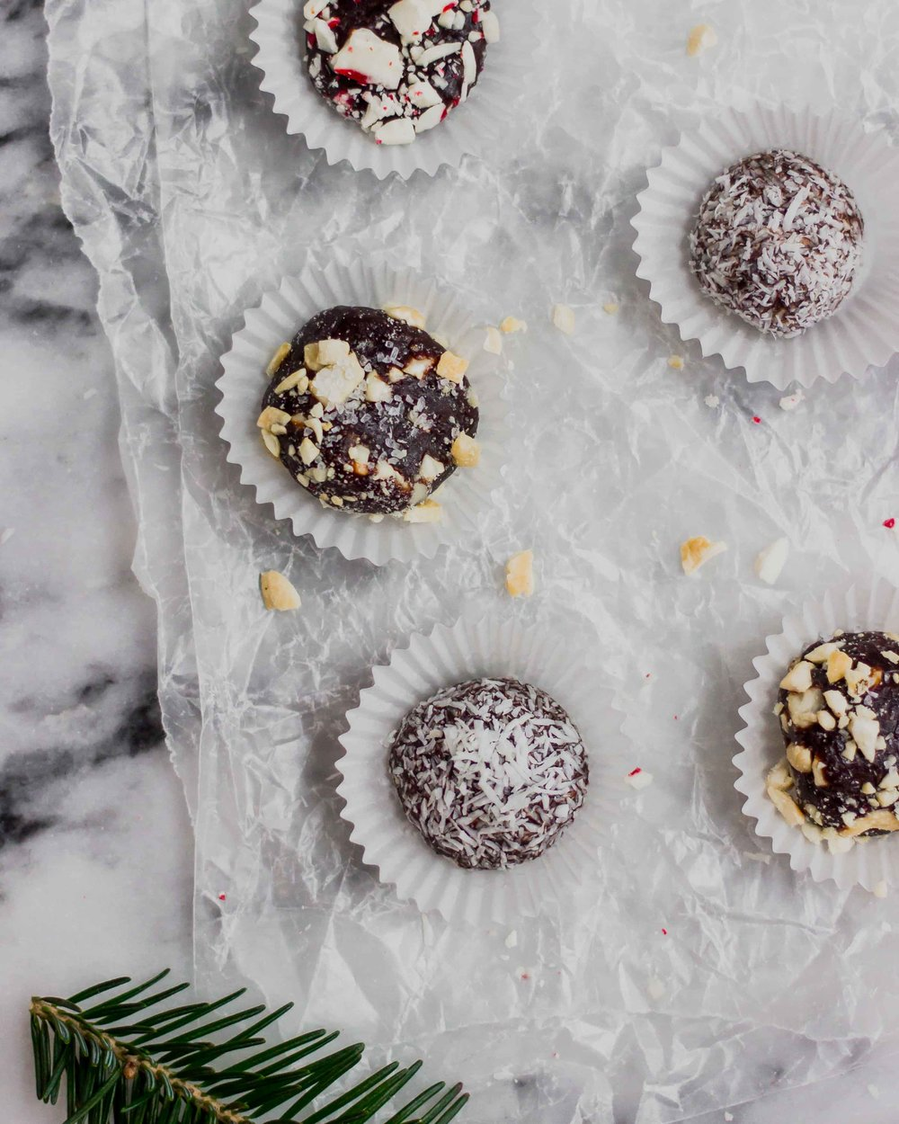 Brazilian Brigadeiros - Brazilian Chewy Chocolate Truffles - The Well Essentials #glutenfree