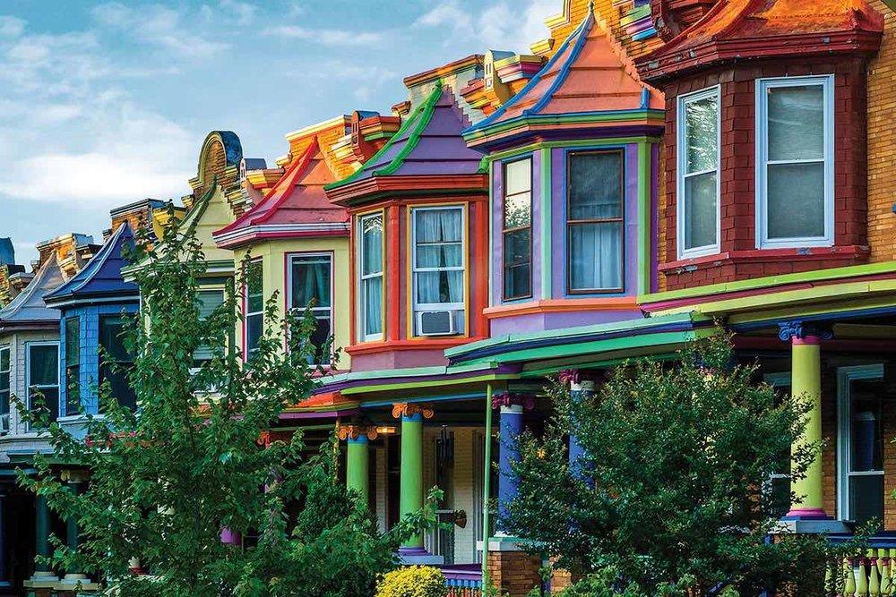 Six Best Neighborhoods In Baltimore - Visit Baltimore