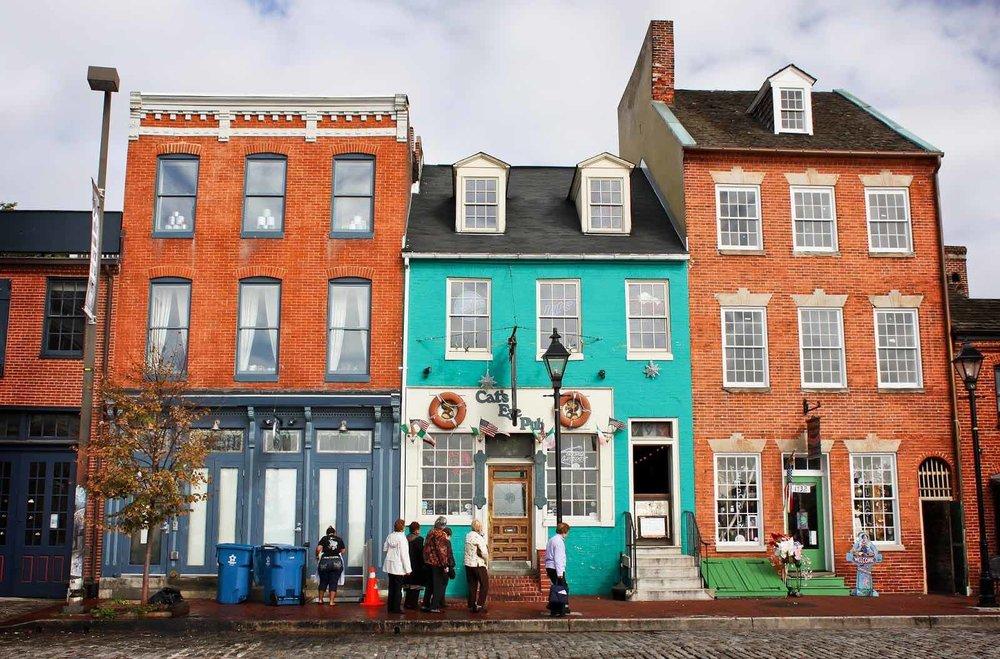 Baltimore Inner Harbor Things To Do - The Six Best Neighborhoods In Baltimore Maryland