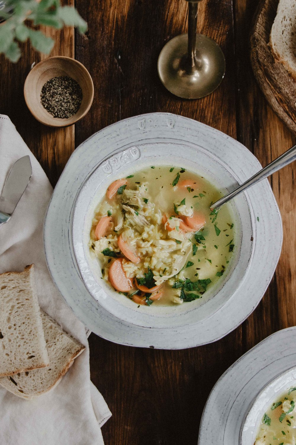 The Best Immunity Soup To Keep You Healthy All Year Long