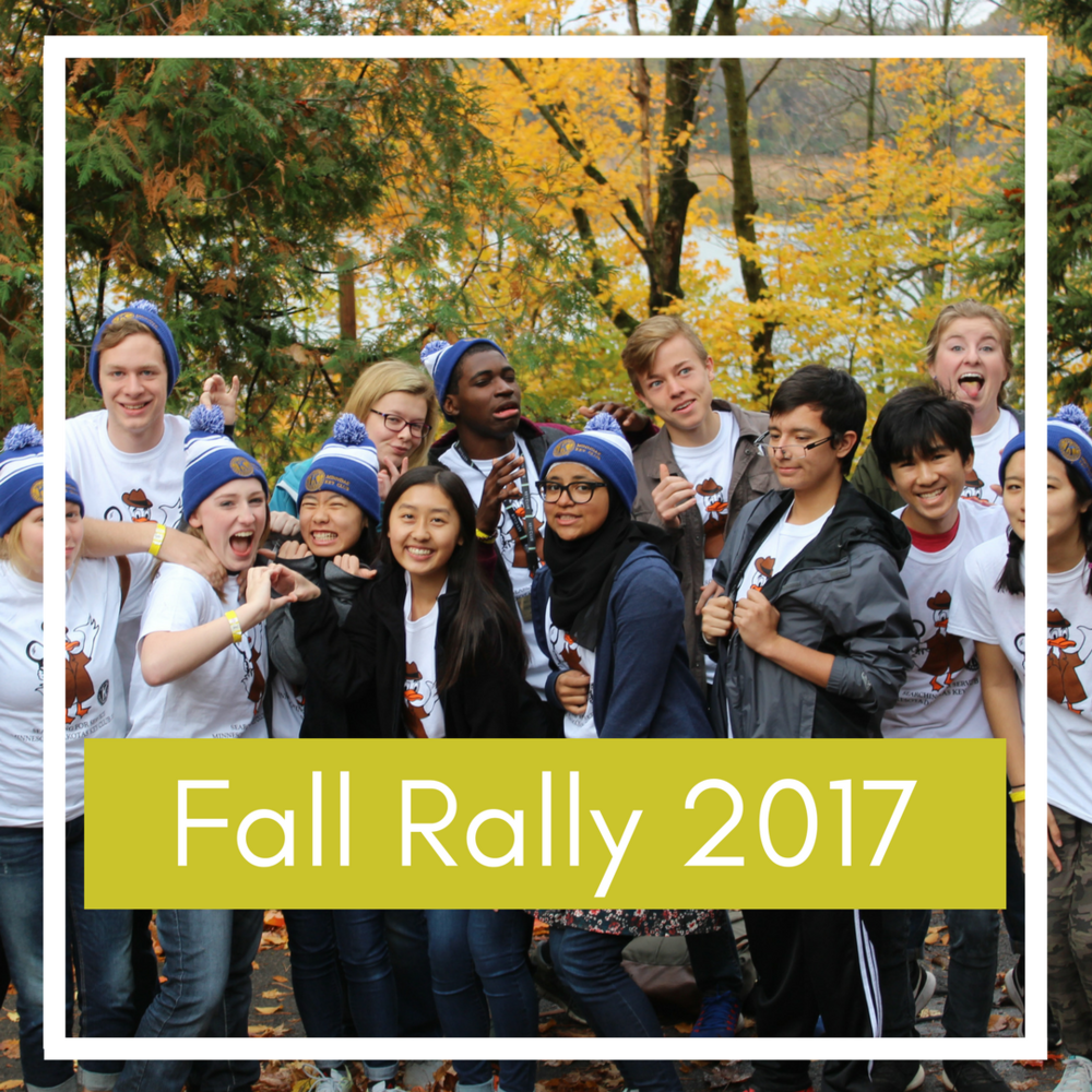 Read about our  Fall Rally 2017 Recap !