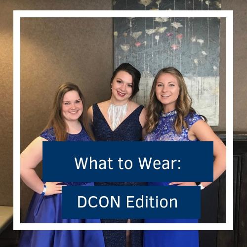 What to Wear: DCON Edition — MinnDak Key Club