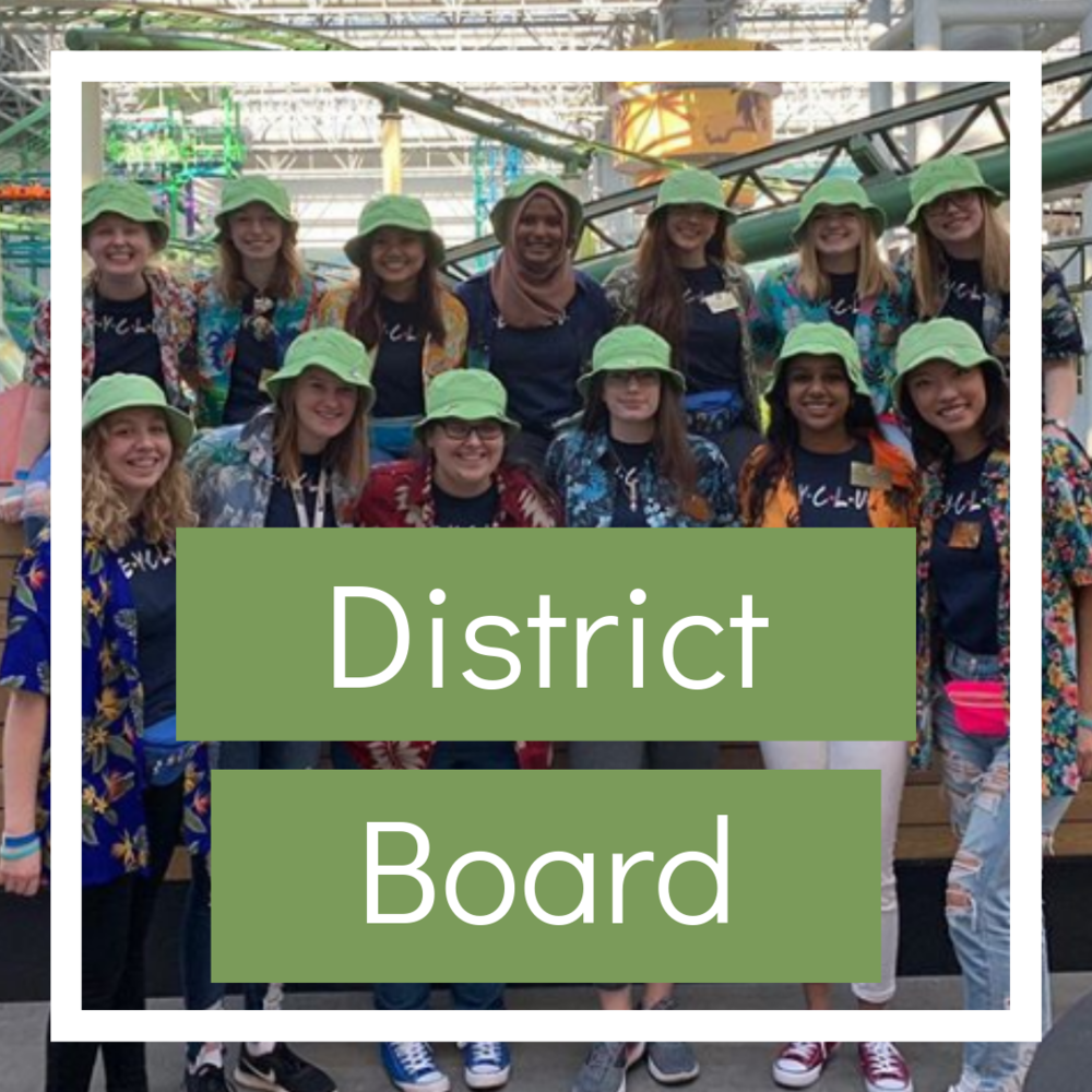 What Does the District Board Do? — MinnDak Key Club