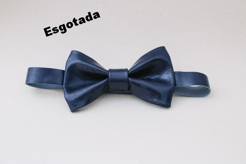 Cod: B4.5 |Tradicional Couro Azul Marinho | [R$ 100,00]