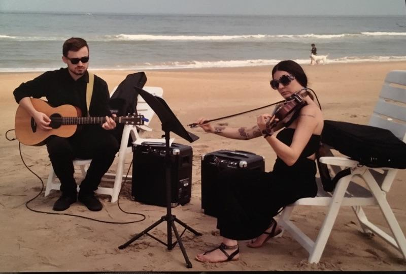 Acoustic James and Catherine at Sandbridge.jpg