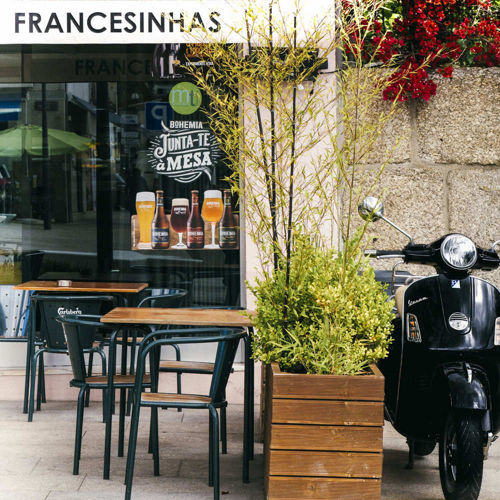 where and what to eat in marco do canaveses francesinhas