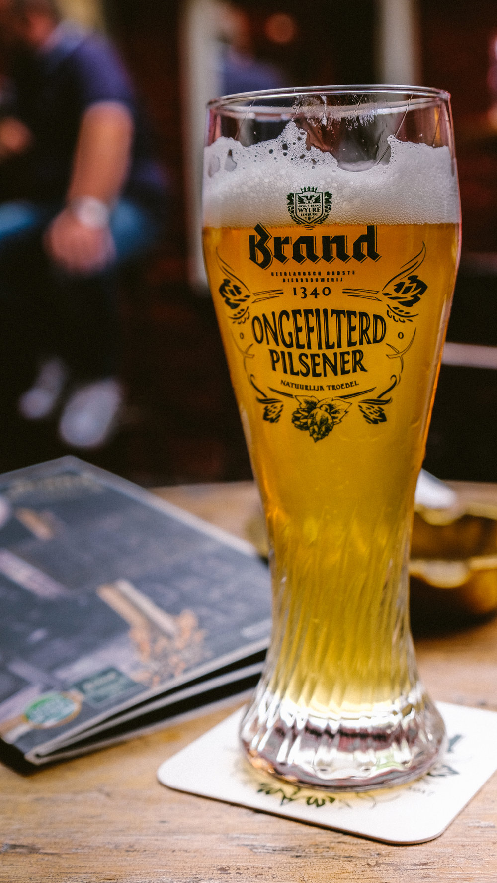 popular dutch beer company brand makes unfiltered beer