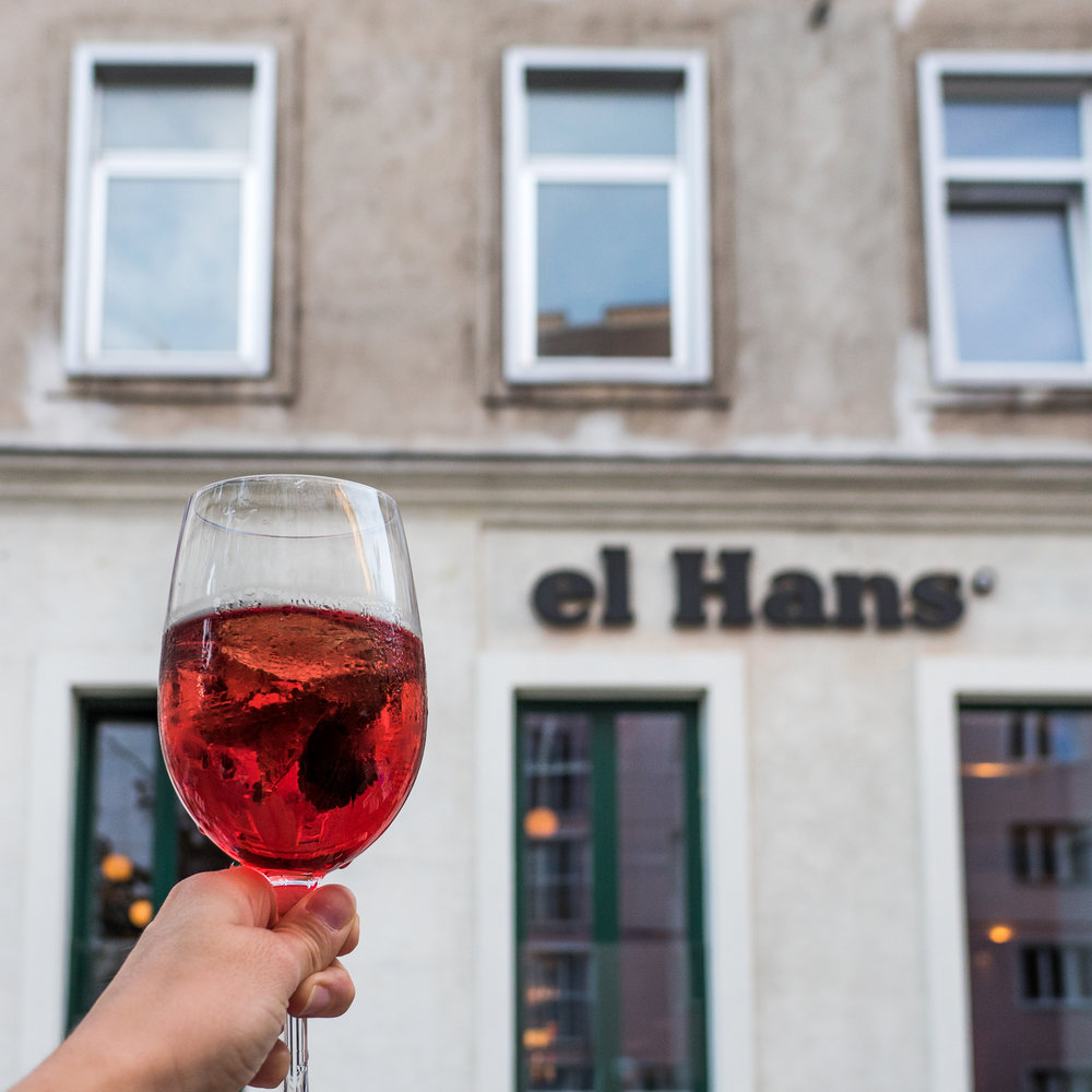 el hans in Vienna offers top-end Spanish meets Austrian dining experience