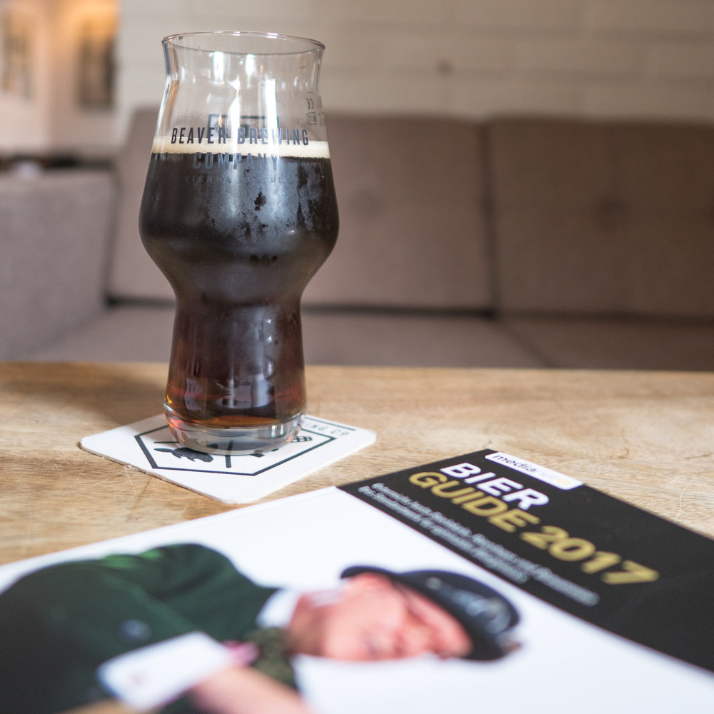 If you get a chance, get cosy in the corner near the over-sized windows and pick up their copy of the Bier Guide for an entertaining evening read before your burgers arrive.