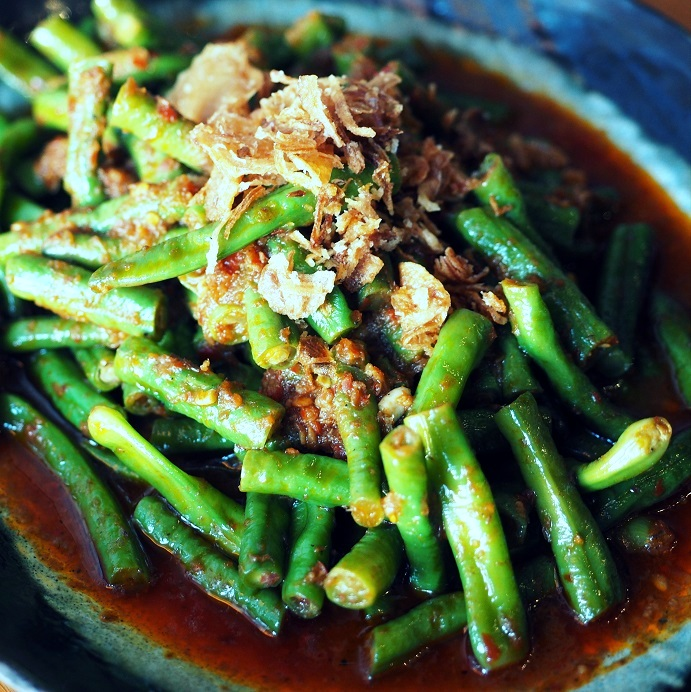 Sambal Long Bean