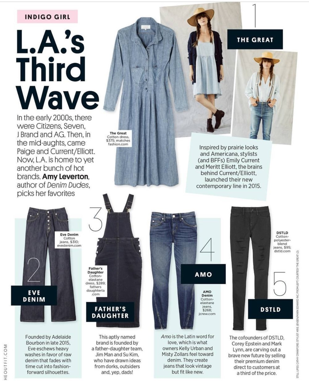 StyleWatch March 2016