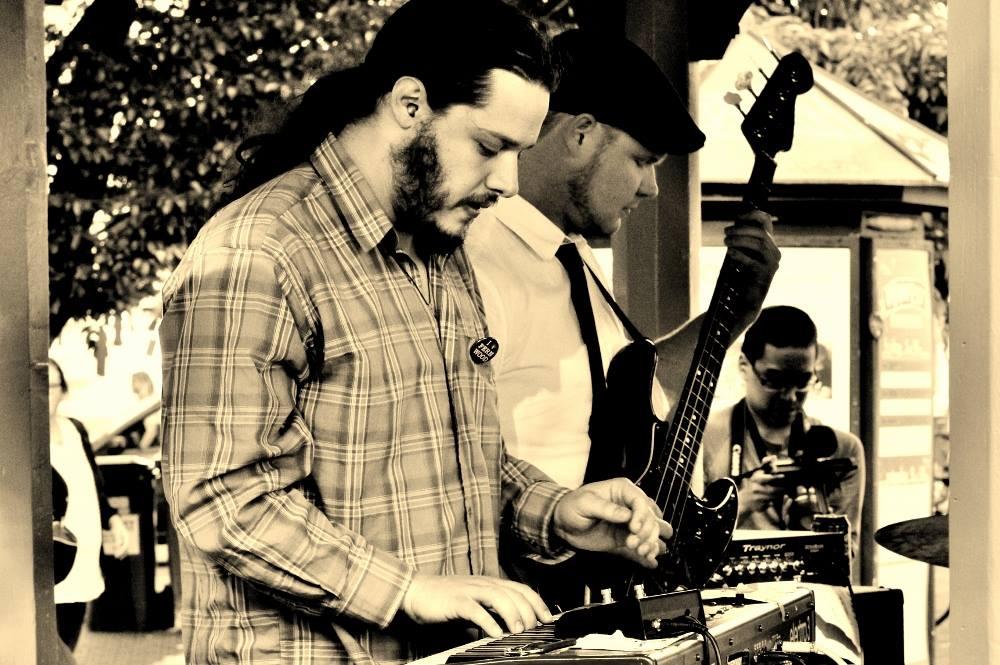 Marty Schoeps, keyboard, sound