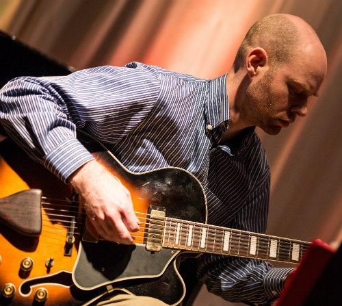 13 Strings Jazz Guitar
