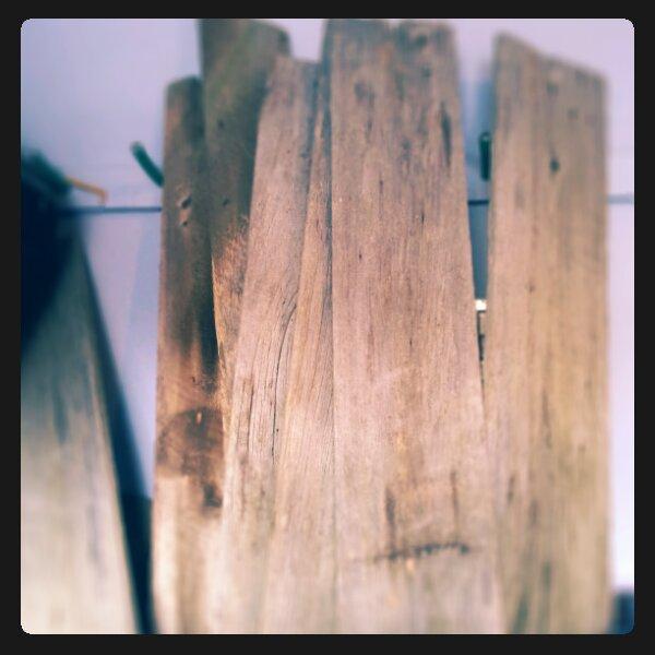 Barnwood, raw form