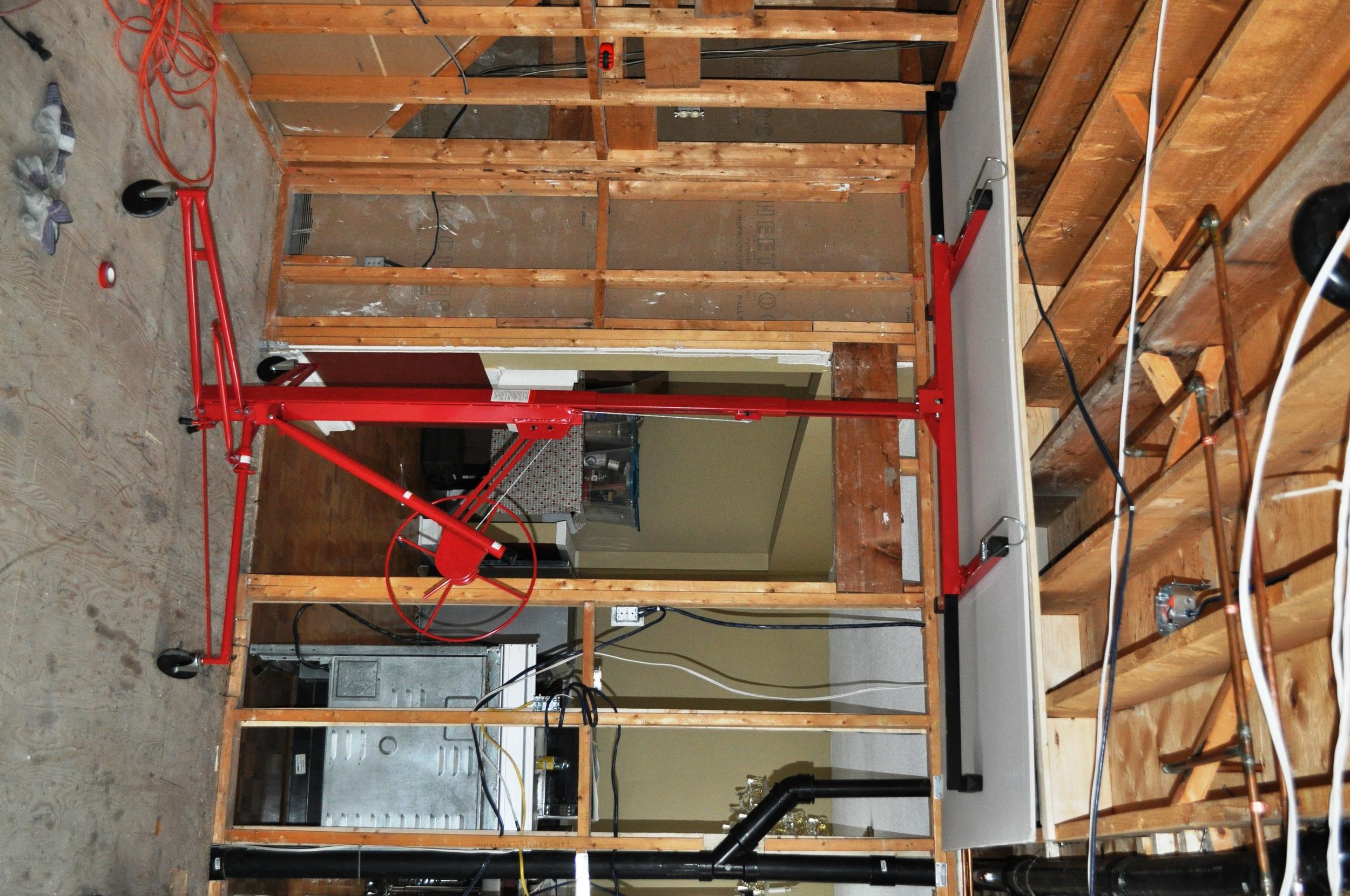 Kitchen Gyprock Ceiling