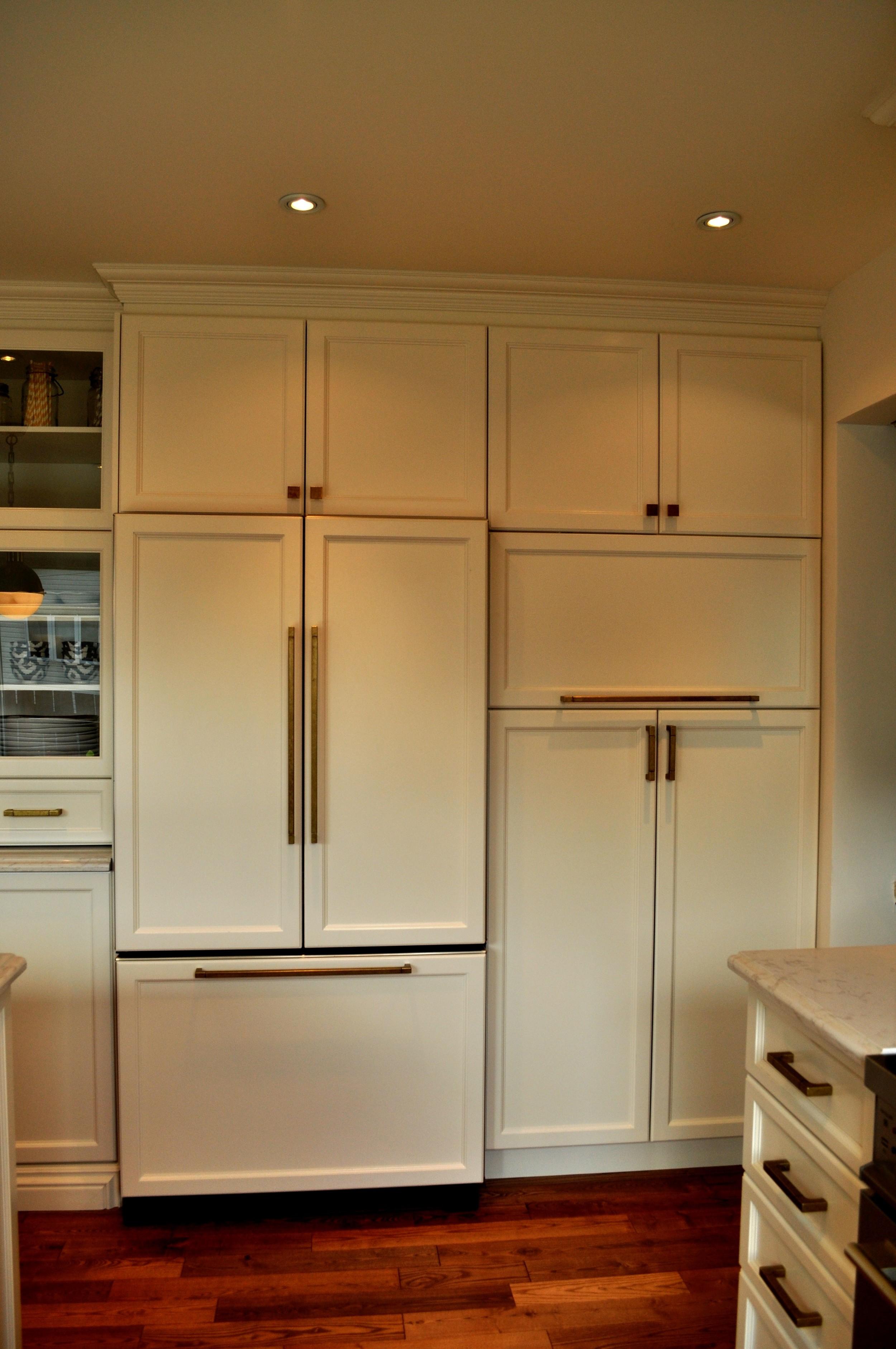 Velvet Toolbox Kitchen, pantry and fridge section