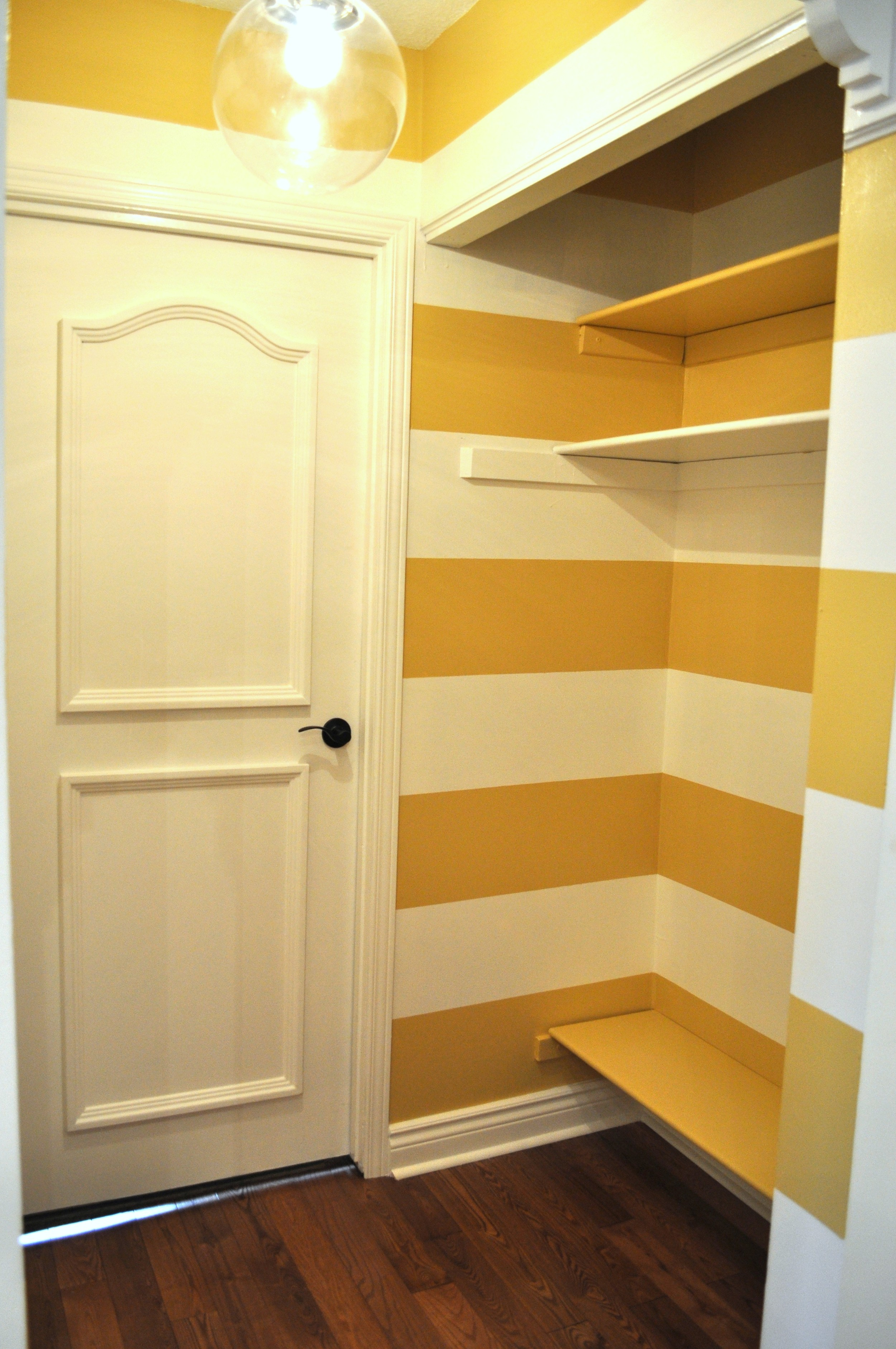 Closet Area, Completed (2)