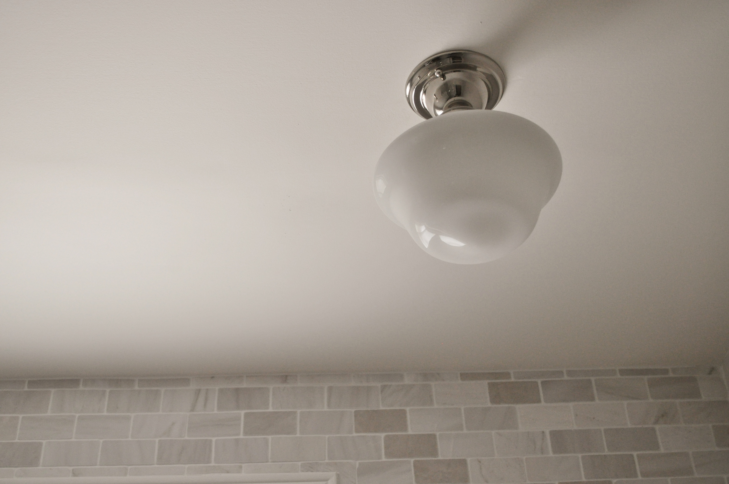 Ceiling Lights, AboveBath