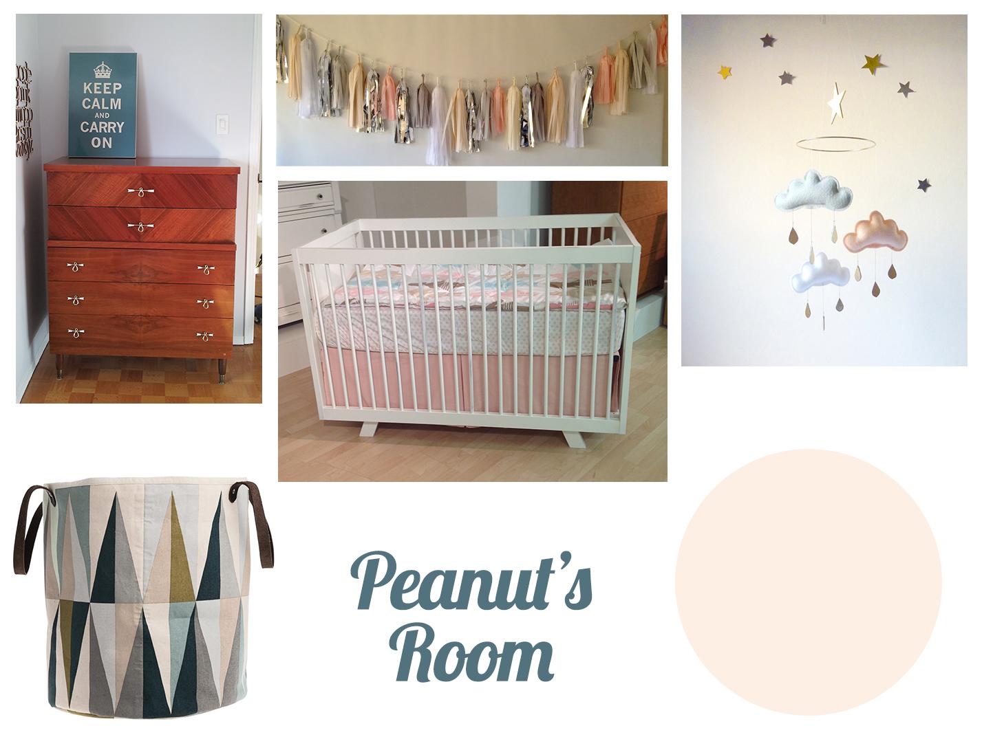 Peanut's Nursery