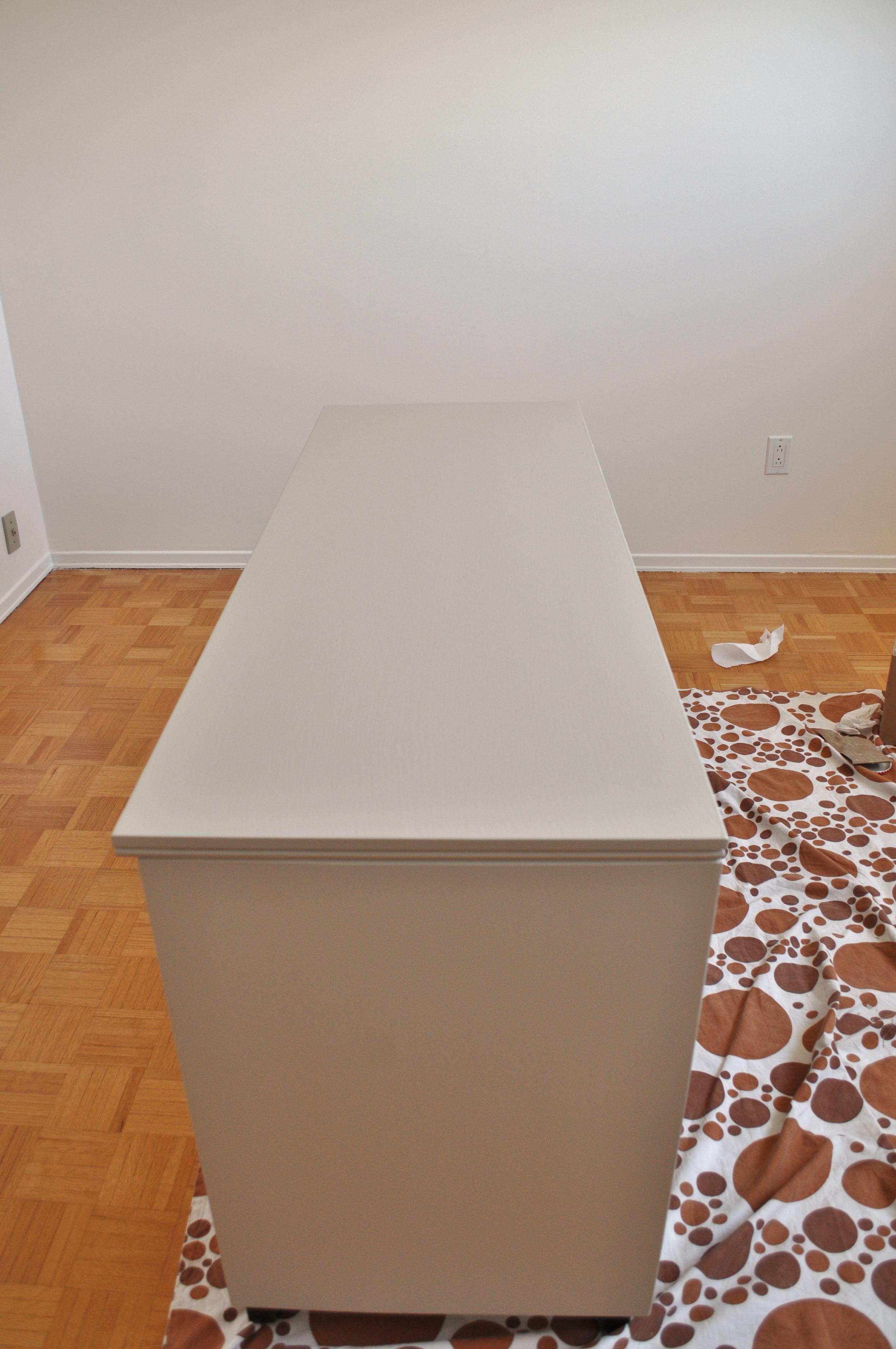 Dresser, First Paint Color (2)