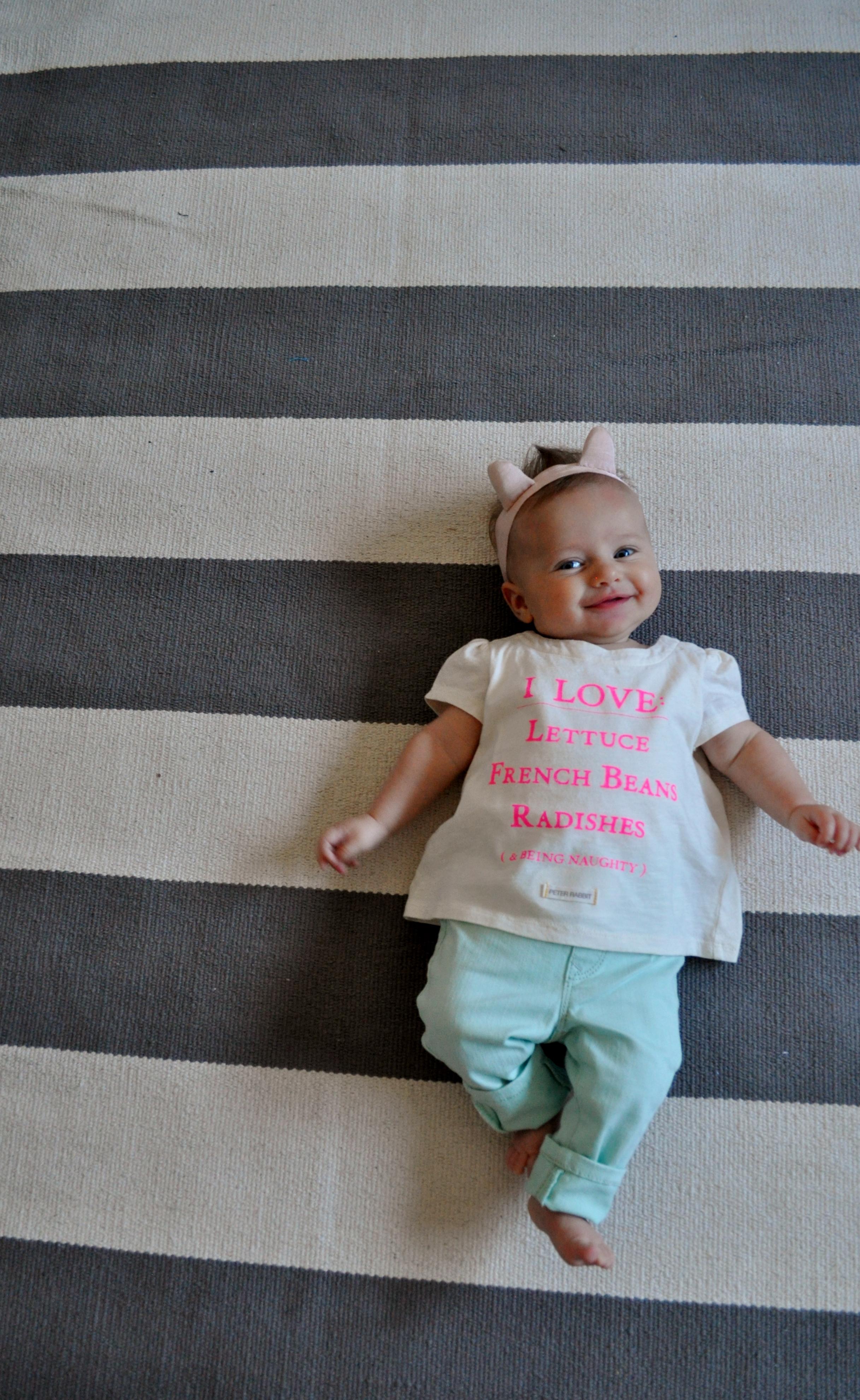 Sienna, 3 months old