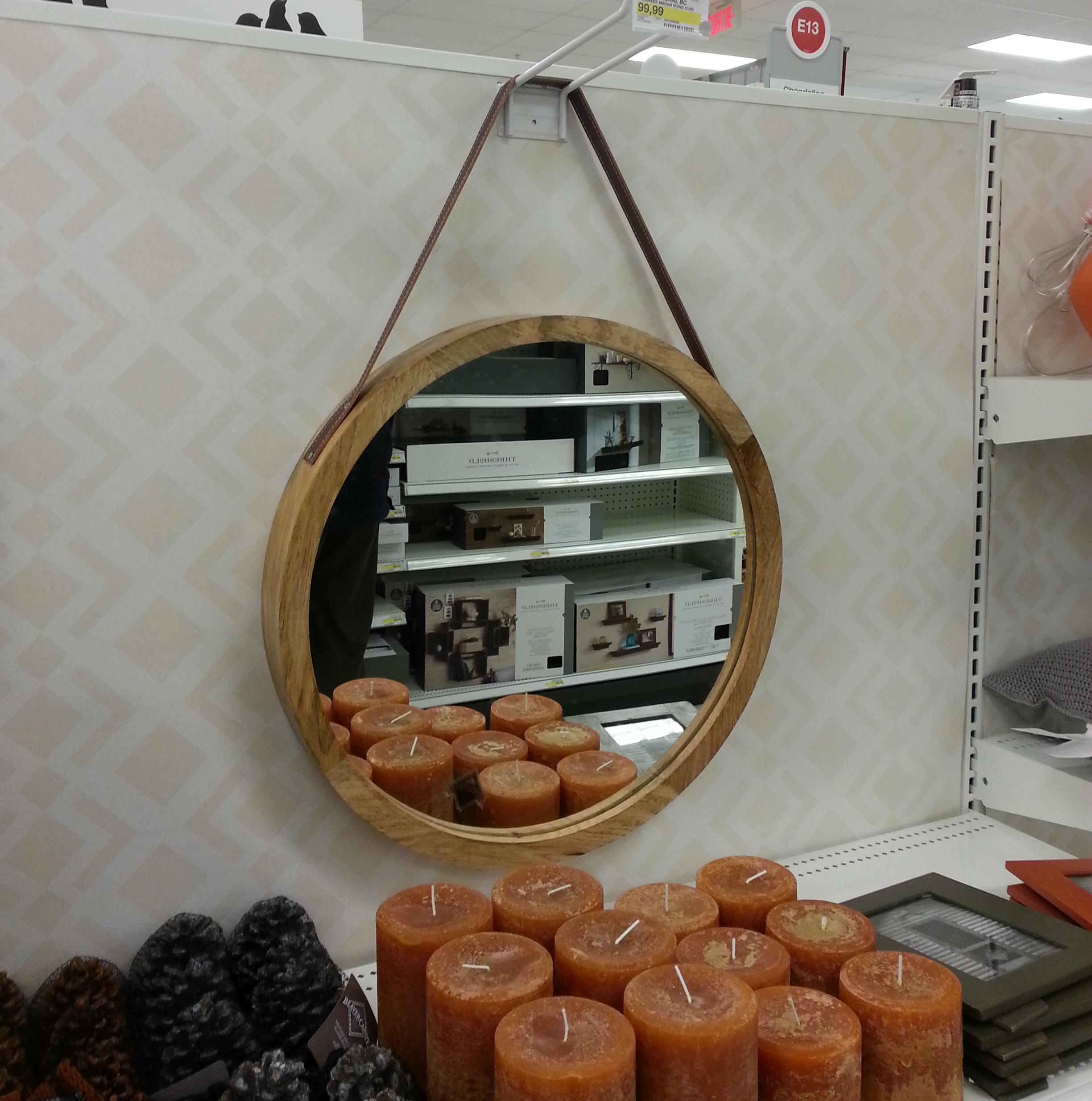 belt mirror TARGET