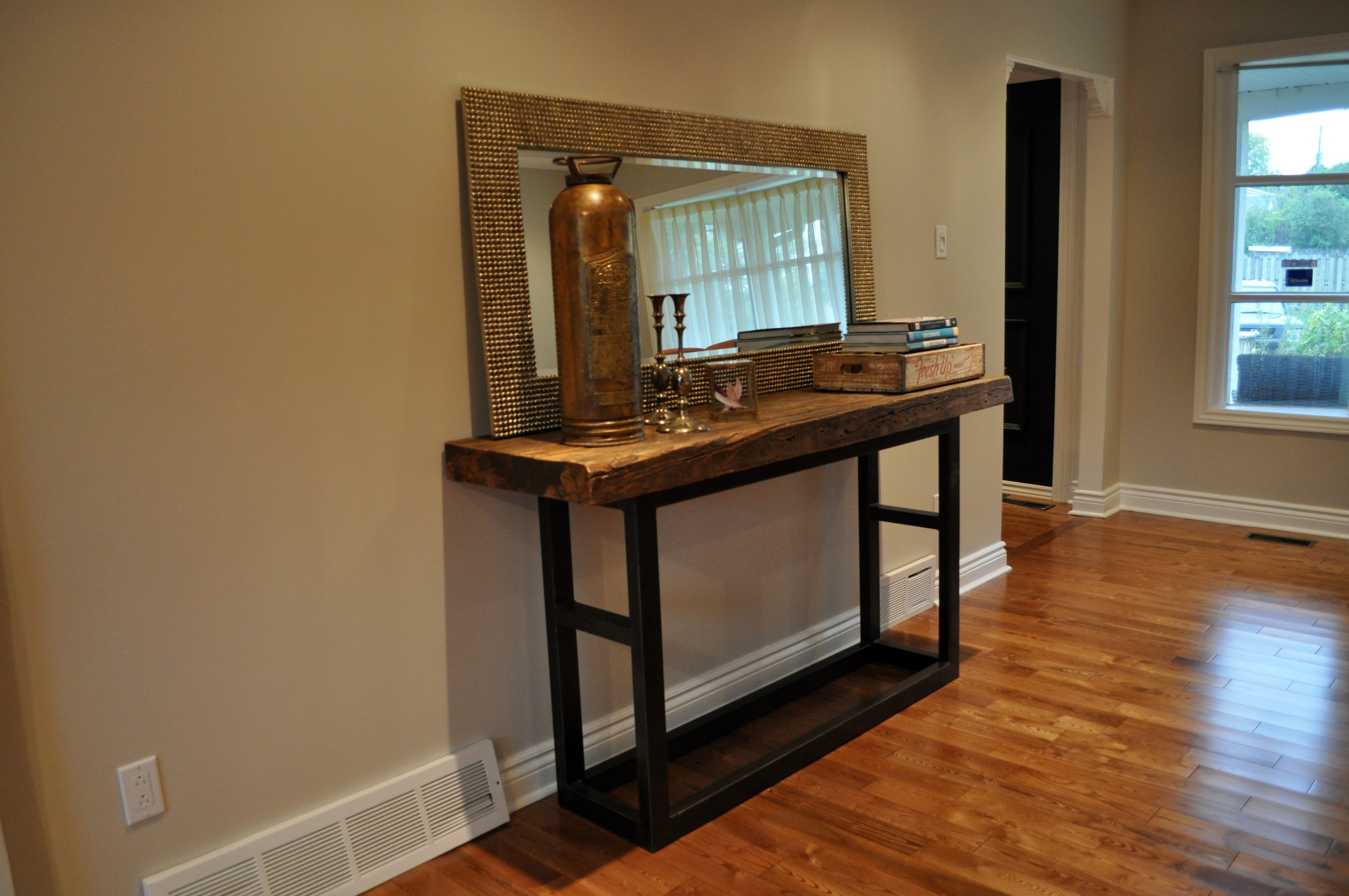 Living Room Console 2