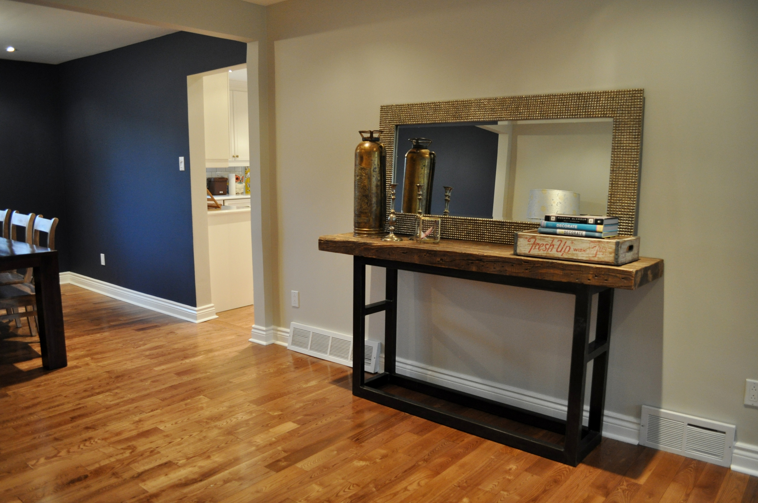 Living Room Console