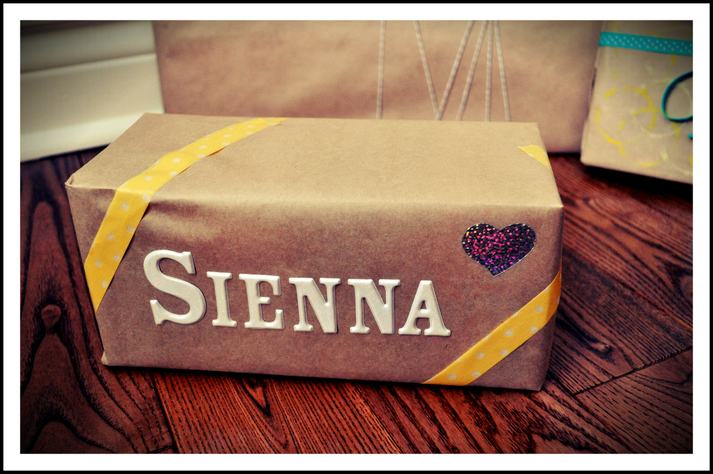 A Gift for Sienna