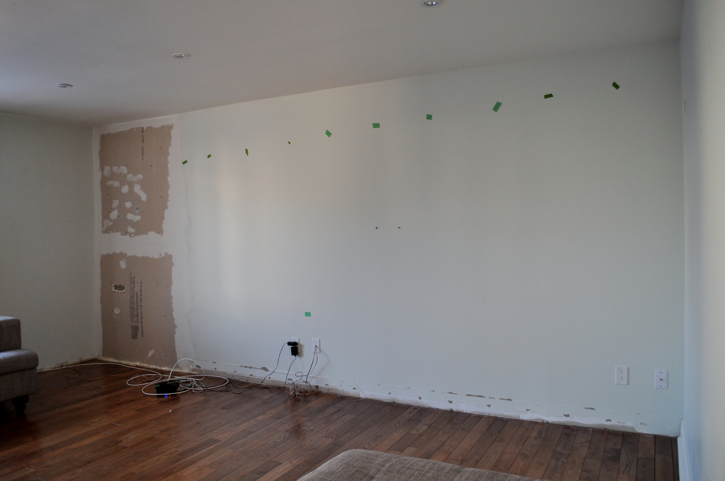 Family Room, Before Built-ins 2
