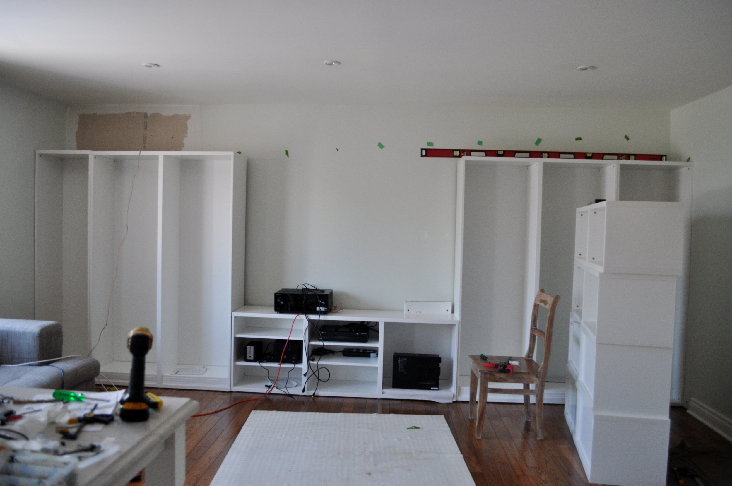 cabinets assembly 3
