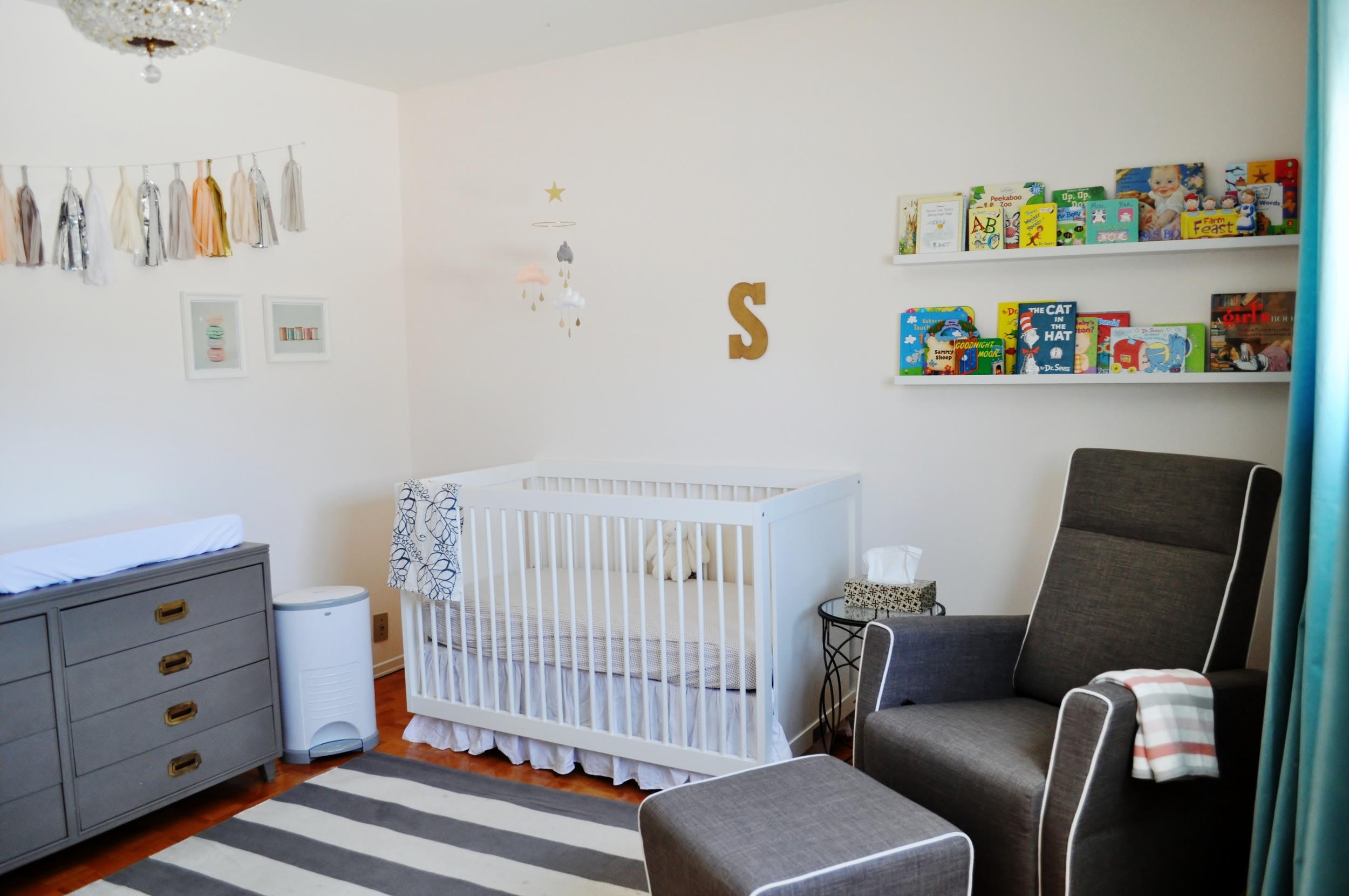 Sienna's Nursery