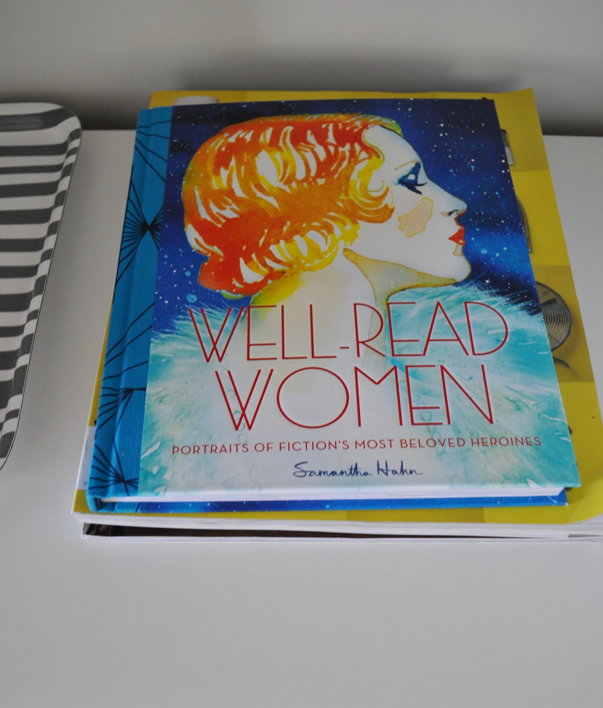 Well Read Women book