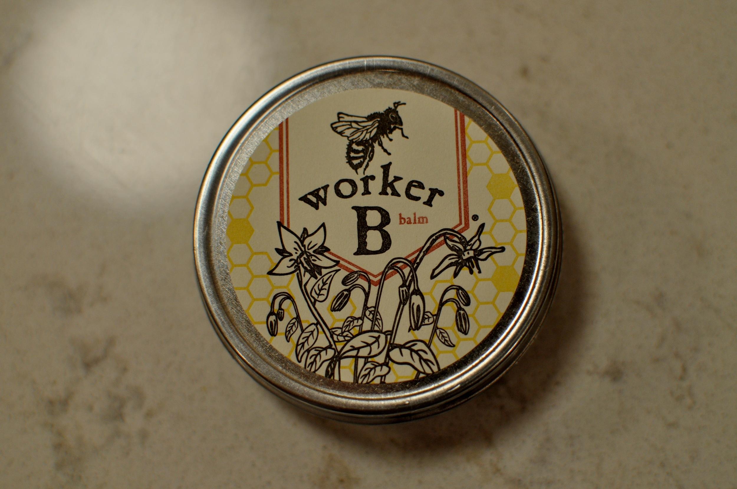 Worker B Balm