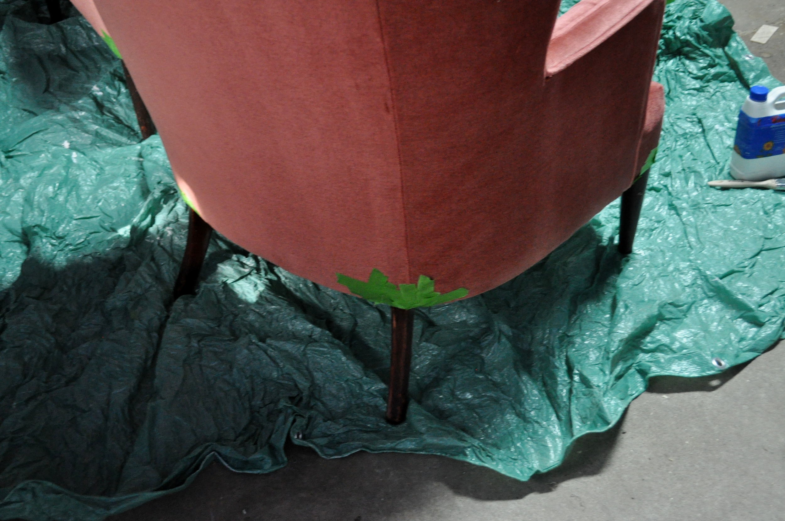 Protect Chair Fabric
