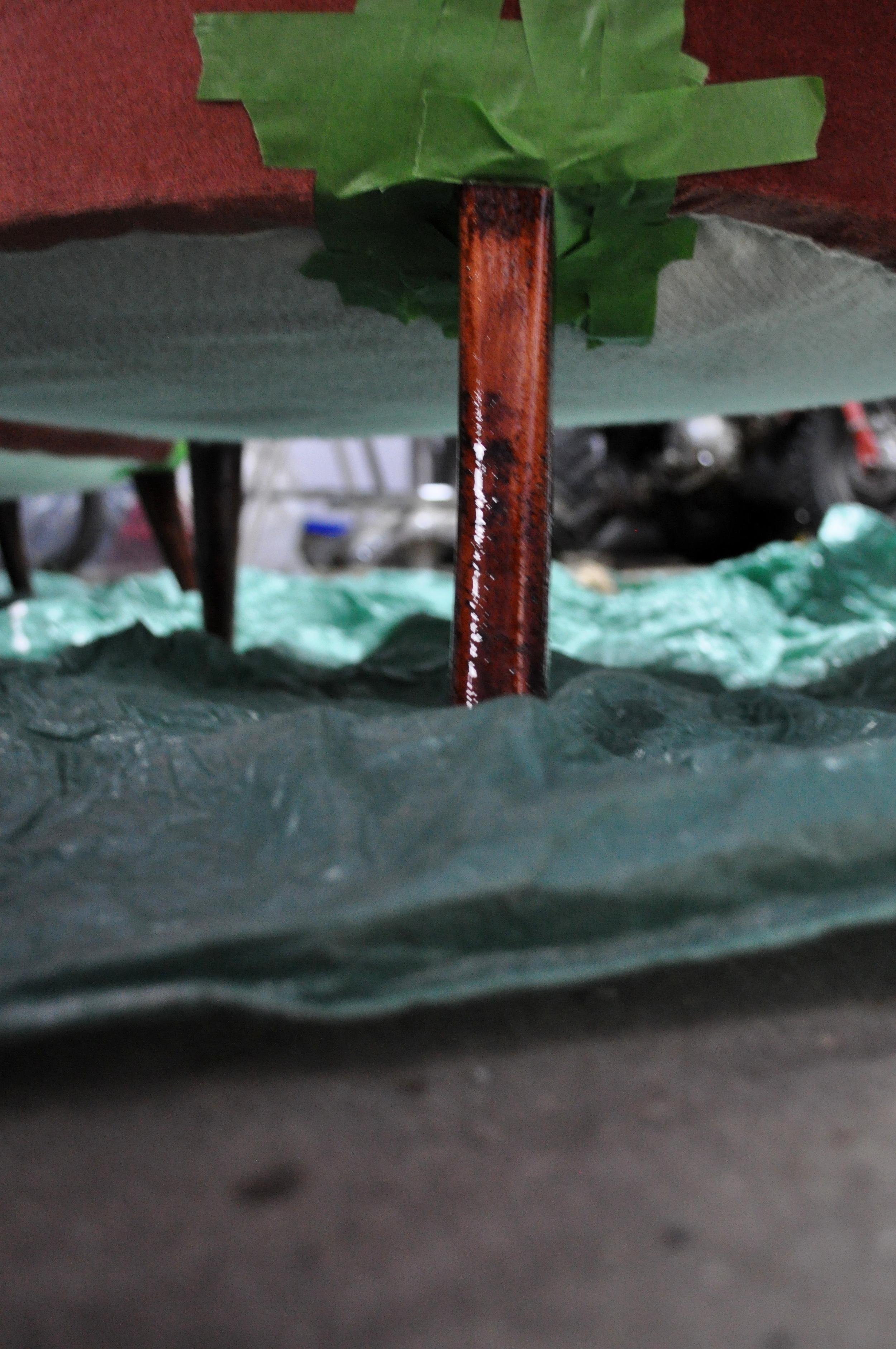 Stripping the varnish