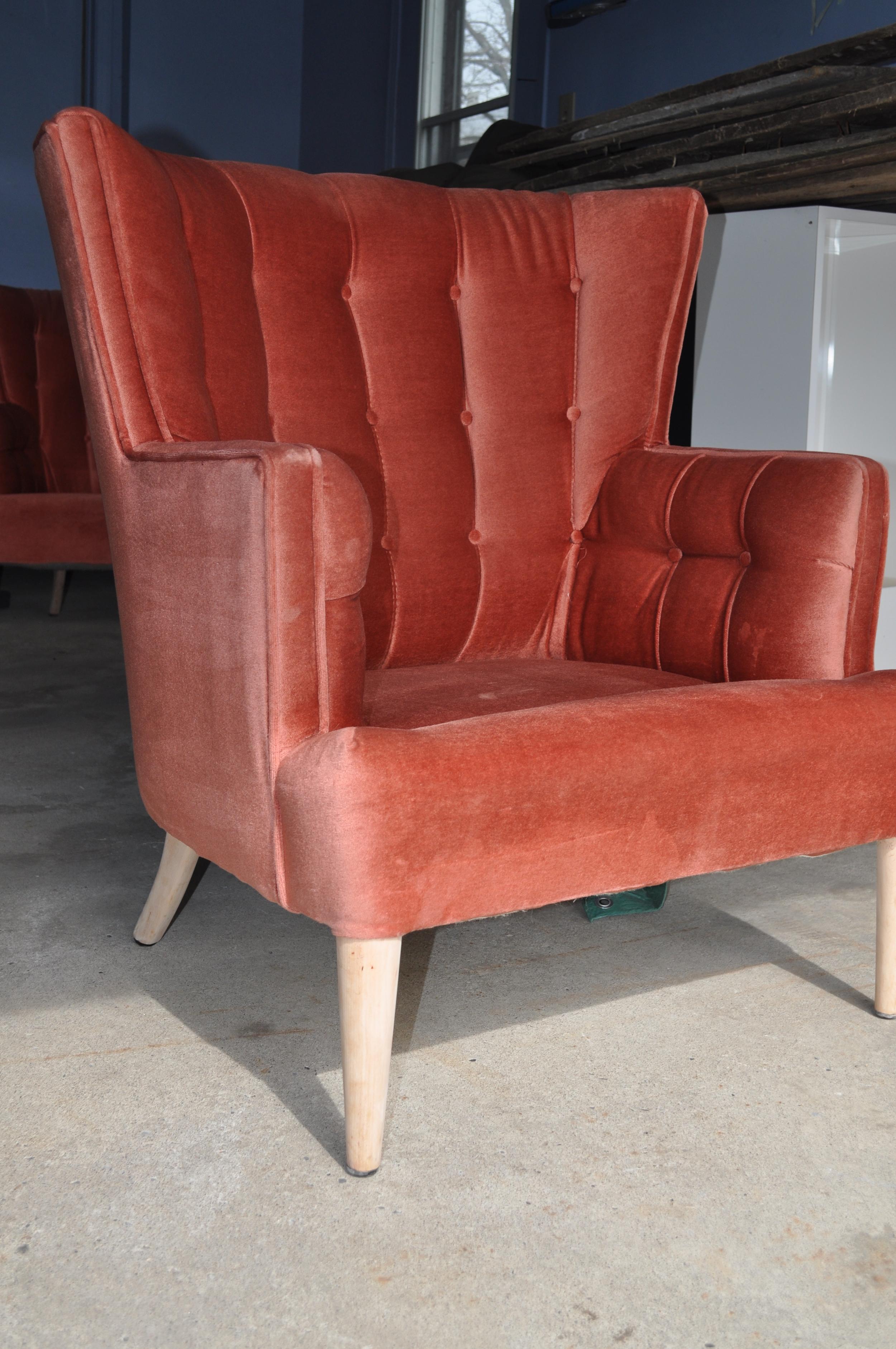 Chair Legs Sanding complete 2