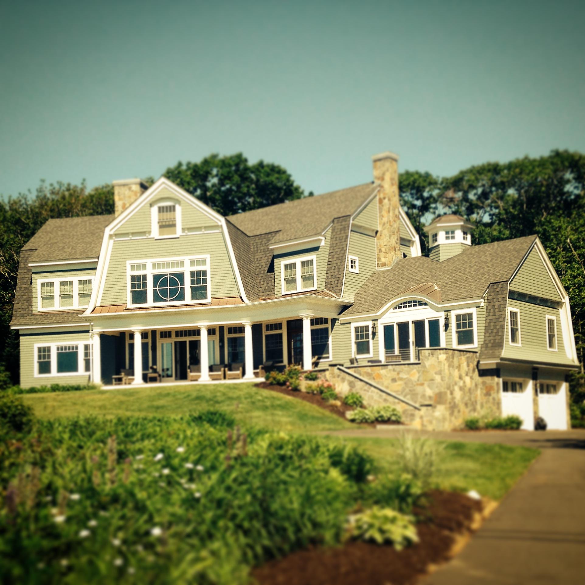 Grey House 3
