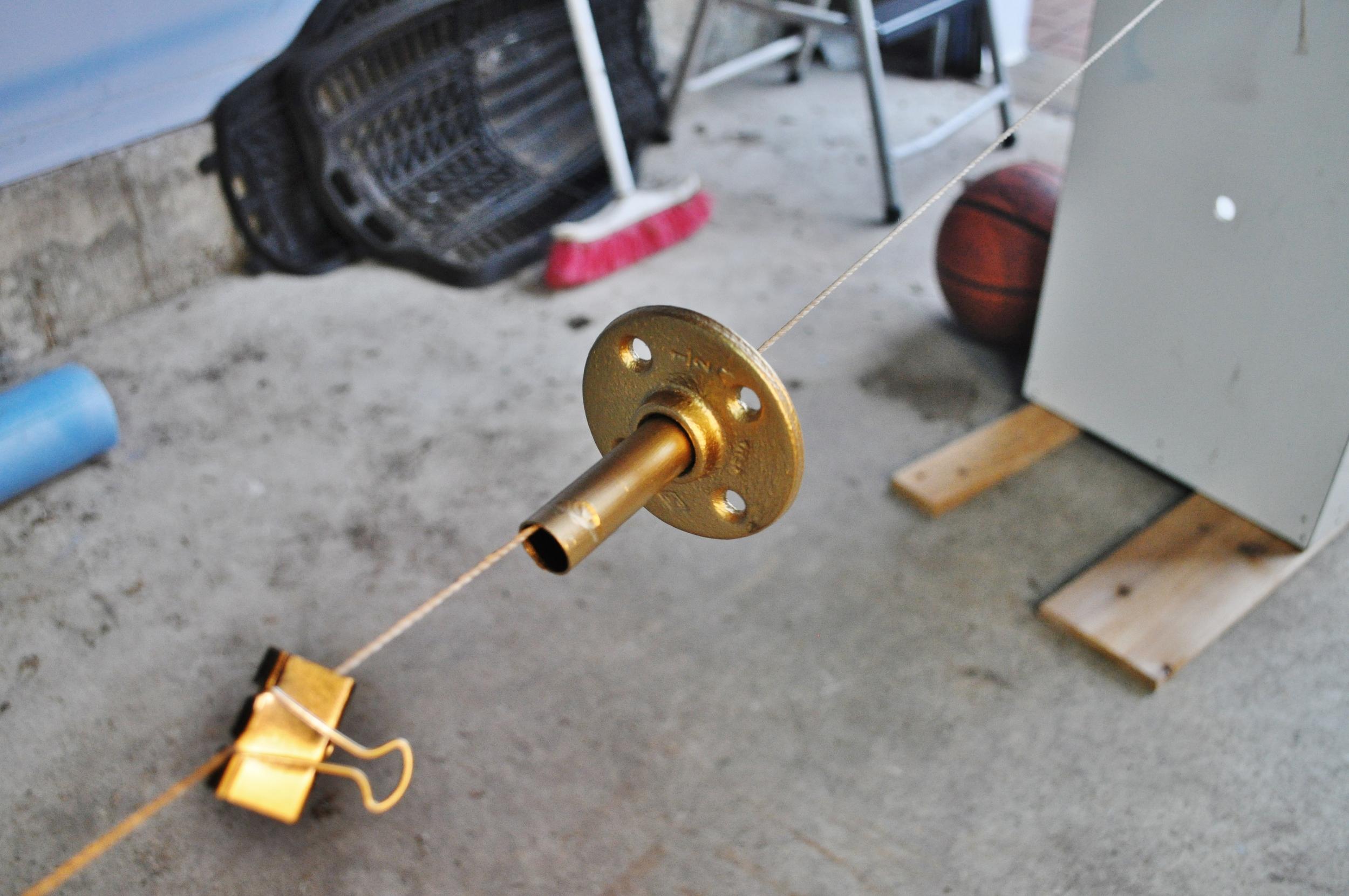 Gold Rod Parts