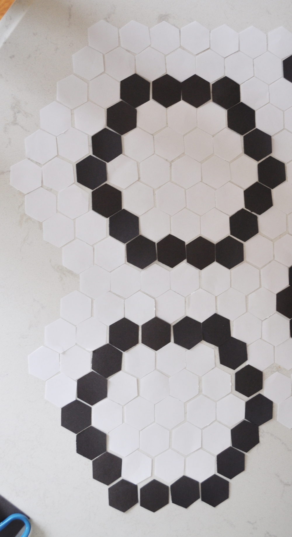 Two Tone Hex