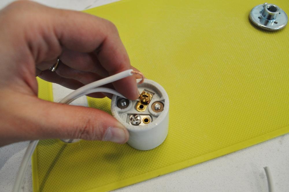 Socket Wiring